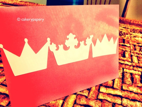 Three Kings Notecard
