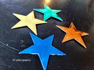 Metallic Star